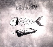 Snarky Puppy: Immigrance - CD