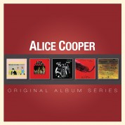 Alice Cooper: Original Album Series - CD