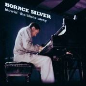 Horace Silver: Blowin' The Blues Away + 4 Bonus Tracks - CD