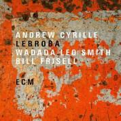 Andrew Cyrille, Wadada Leo Smith, Bill Frisell: Lebroba - CD