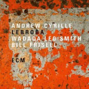 Andrew Cyrille, Wadada Leo Smith, Bill Frisell: Lebroba - CD