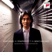 Kent Nagano, Bayerisches Staatsorchester: Bruckner: Symphony No. 7 - CD