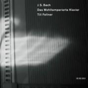 Till Fellner: Johann Sebastian Bach: Das Wohltemperierte Klavier I - CD