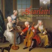 Artemandoline: D. Scarlatti: Mandolin Sonatas - CD