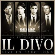 Il Divo: Live In Barcelona (CD + DVD) - CD
