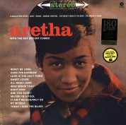 Aretha Franklin: With The Ray Bryant Combo - Plak