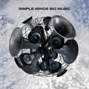 Simple Minds: Big Music - CD
