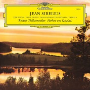 Berliner Philharmoniker, Herbert von Karajan: Sibelius: Finlandia, Valse Triste, Tapiola, Der Schwan von Tuonela - Plak
