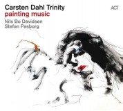 Carsten Dahl Trinity: Painting Music - CD
