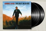 Johnny Cash: The Best in Black - Plak