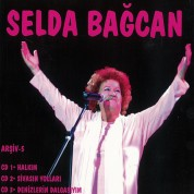 Selda Bağcan Arşiv-5 - CD