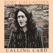 Rory Gallagher: Calling Card - Plak