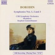Borodin: Symphonies Nos. 1, 2 and 3 - CD