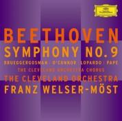 Brueggergosman, Frank Lopardo, Franz Welser-Möst, Kelley O'Connor, René Pape, The Cleveland Orchestra, The Cleveland Orchestra Chorus: Beethoven: Symphonie No. 9 - CD