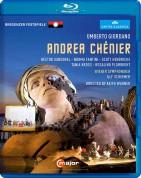 Hector Sandoval, Rosalind Plowright, Norma Fantini, Scott Hendricks, Ulf Schirmer, Wiener Symphoniker: Giordano: Andrea Chenier - BluRay