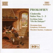 Prokofiev: Cinderella Suites / Scythian Suite - CD