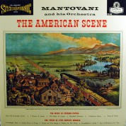 Mantovani Orchestra: The American Scene - Plak
