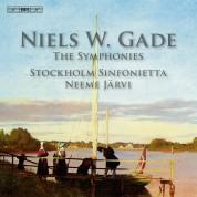 Stockholm Sinfonietta, Neeme Järvi, Malmö Symphony Orchestra, Paavo Järvi: Gade: The Eight Symphonies - CD