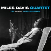 Miles Davis: The 1951-1957 Studio Recordings + 2 Bonus Tracks - CD