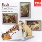 Werner Jacob: J.S. Bach: Organ Works - CD
