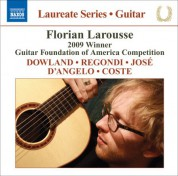 Florian Larousse Guitar Recital - CD