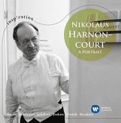 Chamber Orchestra of Europe, Concertgebouw Orchestra, Berliner Philharmoniker, Wiener Philharmoniker, Nikolaus Harnoncourt: Nikolaus Harnoncourt - A Portrait - CD