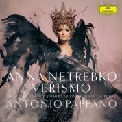 Anna Netrebko, Orchestra dell'Accademia Nazionale di Santa Cecilia, Antonio Pappano: Anna Netrebko – Verismo - Plak