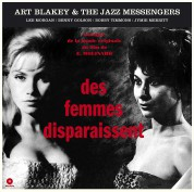 Art Pepper: Des Femmes Disparaissent (feat Lee Morgan, Benny Golson, Bobby Timmons, J.Merritt) - Plak