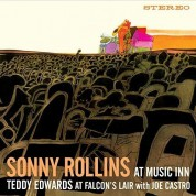 Sonny Rollins: At Music Inn + Bonus Album (Mini-LP Replica) - CD