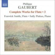 Gaubert: Works for Flute, Vol.  3 - CD