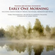Jorma Panula: Early One Morning - CD