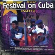 Çeşitli Sanatçılar: Festival On Cuba Vol. II - CD