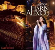 Haris Alexiou: Best Of - Live Recording - Plak