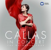 Maria Callas: Callas in Concert · The Hologram Tour - CD