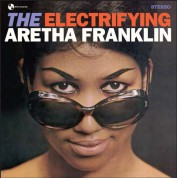Aretha Franklin: The Electrifying + 2 Bonus Tracks - Plak
