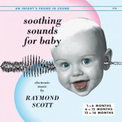 Raymond Scott: Soothing Sounds For Baby,Vol.1-3 - Plak