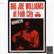 Big Joe Williams: At Folk City - CD