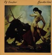 Ry Cooder: Borderline - Plak