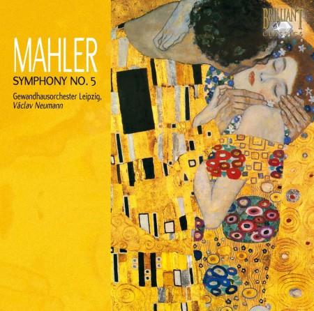 Gewandhausorchester Leipzig, Vaclav Neumann: Mahler: Symphony No.5 - CD