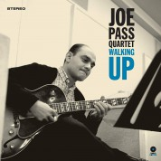 Joe Pass: Walking Up - Plak