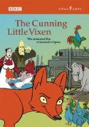 Janacek: The Cunning Little Vixen (The Anımated Film of Janacek's Opera) - BluRay