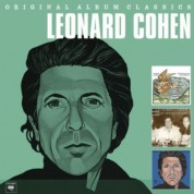 Leonard Cohen: Original Album Classics - CD
