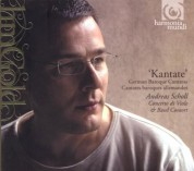 Andreas Scholl: Kantate - German Baroque Cantatas - CD