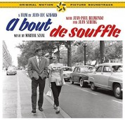 Martial Solal: OST - A Bout The Souffle (Martial Solal) - CD