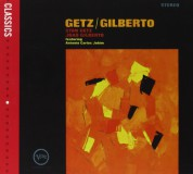 Stan Getz, João Gilberto: Getz/Gilberto - CD