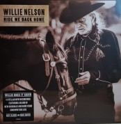 Willie Nelson: Ride Me Back Home - Plak