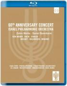 Israel Philharmonic Orchestra: 60th Anniversary Concert, 1996 - BluRay