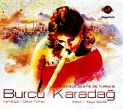Burcu Karadağ: La Musique Soufie De Turquie - CD