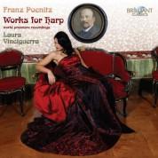 Laura Vinciguerra, Paolo Franchesini, Roberto Petrocchi: Poenitz: Works for Harp - CD