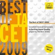 Çeşitli Sanatçılar: The Best Of Tacet 2009 - Plak